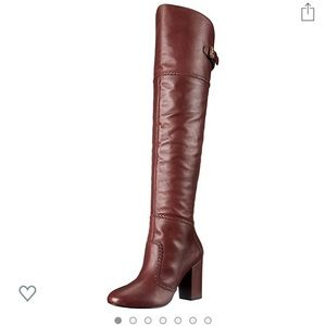 Nine West over-the-knee boot